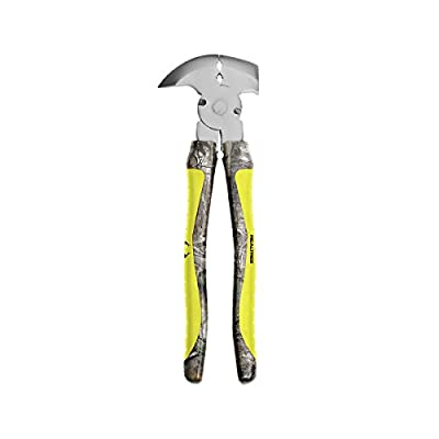 Realtree Xtra Camo Fencing Pliers - Yellow