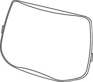 Speedglas 9100 Fx Grinding Screen Protectors Pack Of 5