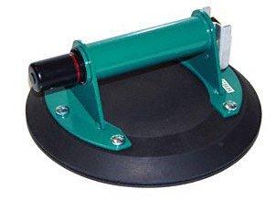 C.R. LAURENCE H4300 CRL Wood''s Powr-Grip Hybrid Handle 8'' Vacuum Cup