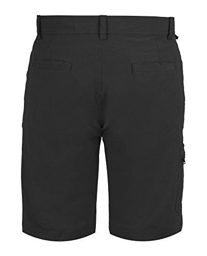 Grundens Sport Fishing Gaff Shorts (36, Black)