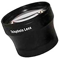 41.5mm Tele Lens for Panasonic HDC-SD90, Panasonic HDC-SD90P, Panasonic HDC-SD90PC, Panasonic HDC-TM90, Panasonic HDC-TM90P