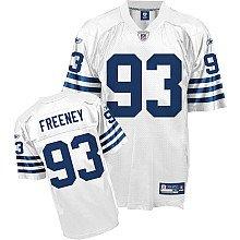 Reebok Indianapolis Colts Dwight Freeney Replica Alternate Jersey ()