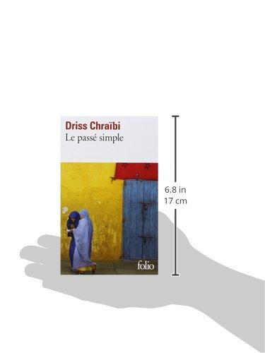 CHRAIBI SIMPLE TÉLÉCHARGER PASSÉ PDF DRISS