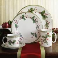 Lenox Holiday Gatherings Berry 12 Piece Set
