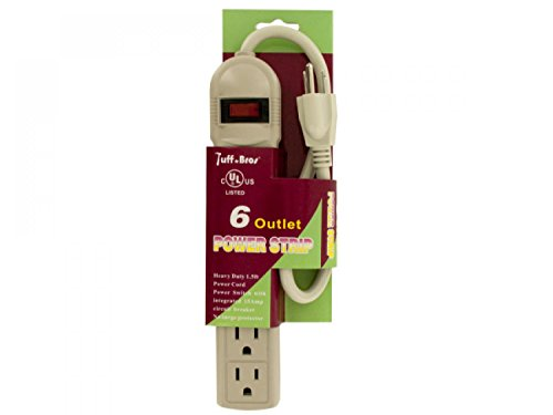 - bulk buys Outlet Power Strip - Set of 8, [Hardware, Electrical Connectors]
