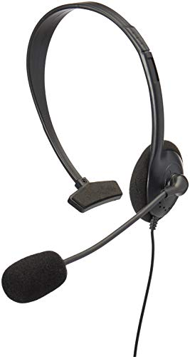 PS4 Single Ear Gaming Headset