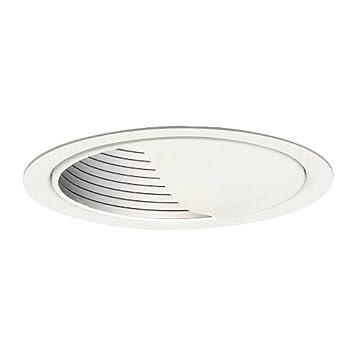 Lightolier Lytecaster 5u0027u0027 Aperture Basic Wall Washer Reflector Trim