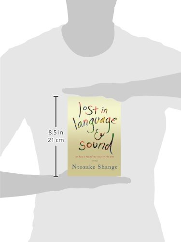 lost in language & sound: or how i found my way to the arts:essays by Brand: St. Martin's Griffin