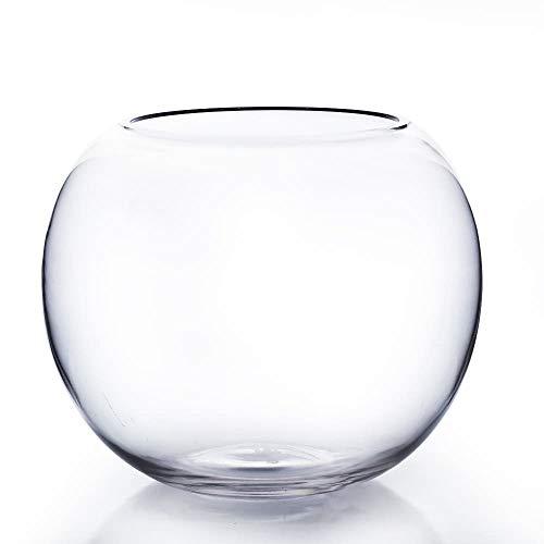 WGV Internatonal 8-inch Utility Bubble Bowl Vase