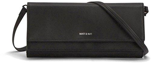 Large Crossbody Nat and Loom Black May Matt Bag zZ1RO