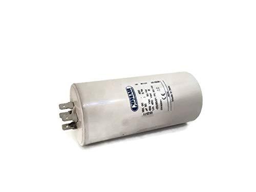57UF 58UF ~63UF 62 450V Vac Made in Italy Motor Electrolytic Comar Condenser 60UF Capacitor MK60 UF