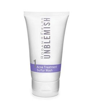 Unblemish Acne Treatment Sulfur Wash Review