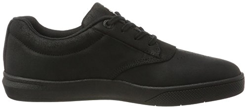 Globe Herren The Eagle SG Sneaker, Schwarz (Black/Black Ft),42.5EU (9.5 US)