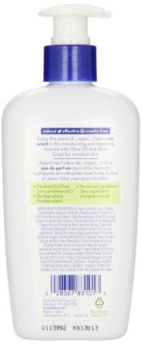 Kiss My Face Moisture Liquid Hand Soap, Fragrance Free, 9 Ounce Pumps (6 pack)