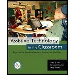 Assistive Technology in the Classroom - Enhancing the School Exeriences of Students with Disabilities (08) by Dell, Amy G - Newton, Deborah - Petroff, Jerry [Paperback (2007)]