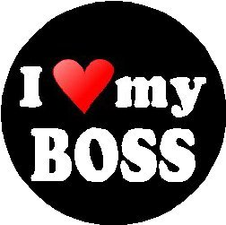 I Love My Boss 125quot
