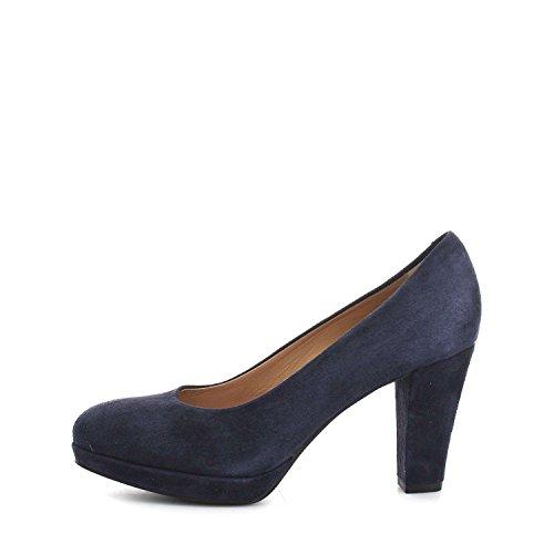 amp;Co 7752400 Escarpins Igi Femme Blue dFqd5w