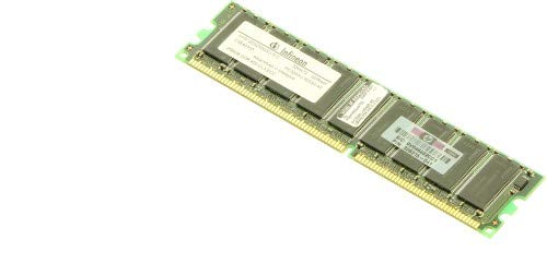HP Genuine 256MB PC3200 400Mhz DDR CL3 ECC SDRAM Memory Module Workstation XW4100 - New - 333869-001