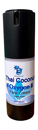 Diva Stuff Thai Coconut and Oxygen 8 Face Cream – Anti-Agi