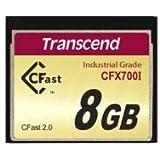 INDUST TEMP CFAST CARD 8GB 700I TS8GCFX700I