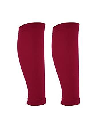 eDealMax Unisex de la pantorrilla de compresión de tobillo de la pierna de la Banda sin