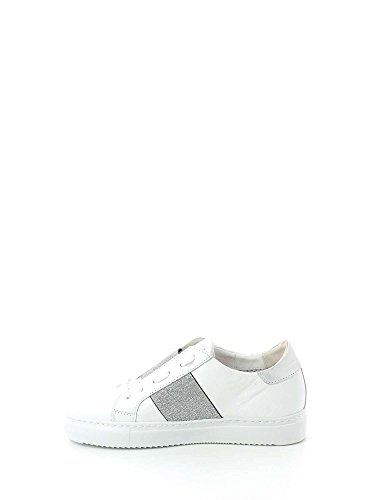 Sneakers Sneakers Bianco Femmes Bianco argento argento Grunland SC3851 Grunland Grunland SC3851 Femmes 688IBaq