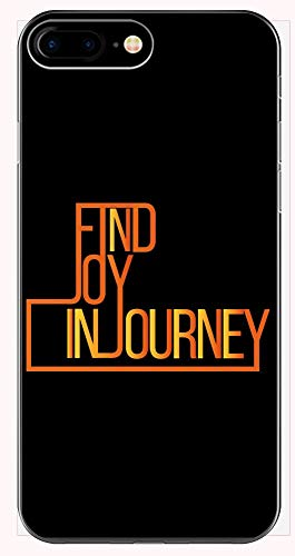 Find Joy in Journey Cool Creative Design - Phone Case for iPhone 6+, 6S+, 7+, 8+
