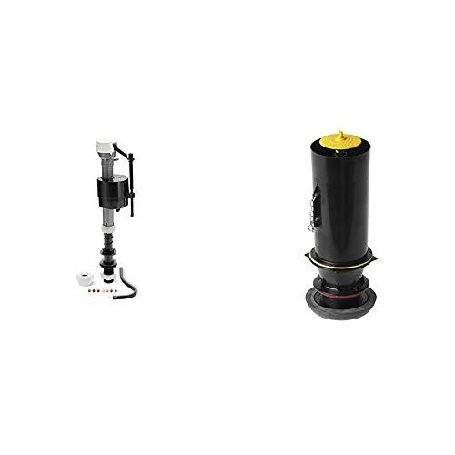 Kohler Genuine Part Gp1138930 Silent Fill Toilet Fill Valve Kit with KOHLER K-1188998 Flush Valve Kit