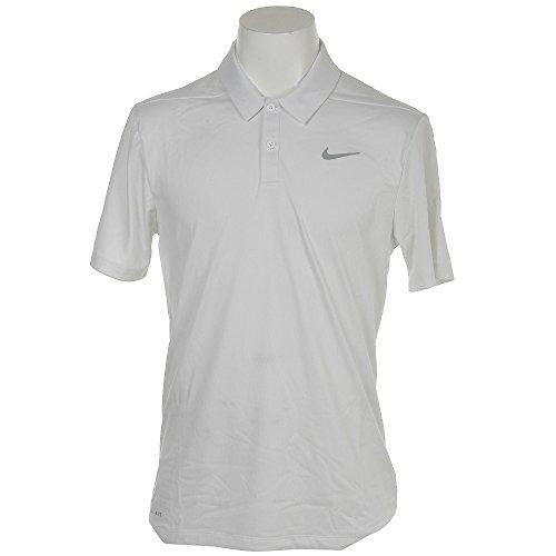 ナイキ(ナイキ) ブリース テクスチャード ポロ 891205-100 メンズ 半袖ポロシャツ