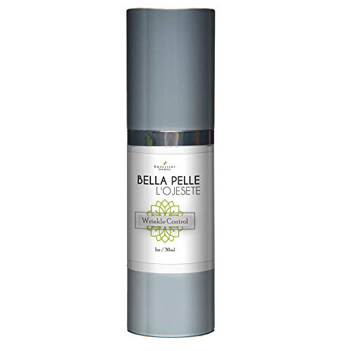 Bella Pelle L'ojesete Wrinkle Control Serum - Powerful Vitamin C Serum with Vitamin E, Chamomile, Passion Flower, Aloe Vera Gel, and other proprietary ingredients to help restore your youthful - Serum Wrinkle Control