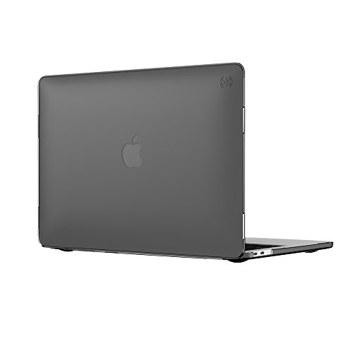 Speck Products 90206-0581 SmartShell Case for MacBook Pro 13 with and Without Touch Bar, Onyx Black Matte