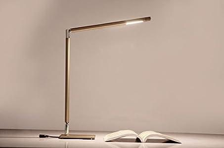Halooptronics rocket combo lampe de bureau led w