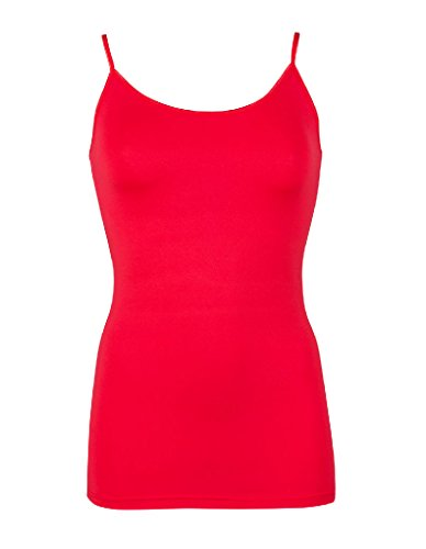RJ Pure Color Red Top (adjustable) 32-011