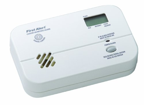 First Alert FCD4CN-3 Battery Powered Carbon Monoxide Alarm by First Alert (Image #2)