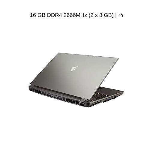 "HIDevolution AORUS 15G XB-8US2130MP 15.6"" FHD 240Hz | 2.3 GHz i7-10875H, RTX 2070 Super Max-Q, 16 GB 2666MHz RAM, 1 TB PCIe SSD | Authorized Performance Upgrades & Warranty"