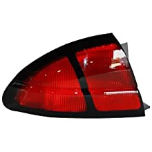 TYC 11-5378-01 Chevrolet Lumina Driver Side Replacement Tail Light Assembly