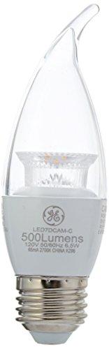g-e-lighting-17831-2-pack-7w-clear-led-bulb