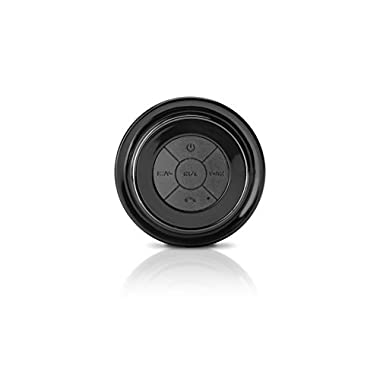 SoundBot SB517 / SB516 Bluetooth Wireless Waterproof Speaker with Built-in Mic - Black