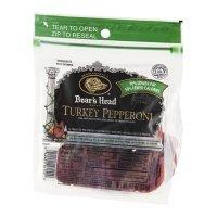 Boar's Head Turkey Pepperoni, 4.5 oz (3 pack) by Boar's Head