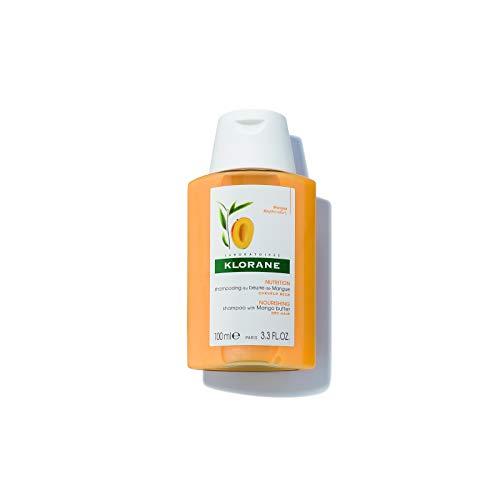 Klorane Nourishing Shampoo with Mango Butter, Moisturize and