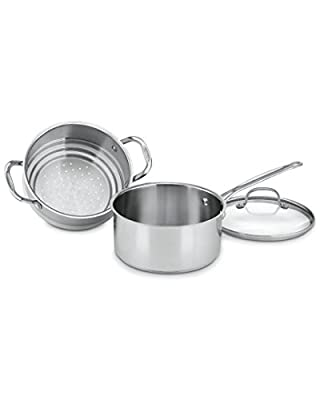 Cuisinart Chef's Classic 3Pc Steamer Set