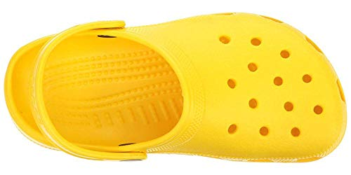 Crocs Classic Clog Kids Roomy fit Zuecos Unisex niños, Rojo (Pepper 6En), 27/28 EU 13