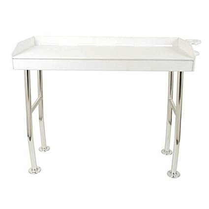 Awe Inspiring Amazon Com Taco Dock Side Filet Table Car Electronics Home Remodeling Inspirations Cosmcuboardxyz
