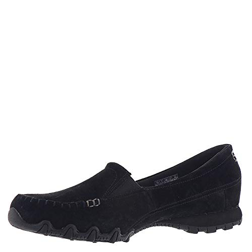 44727 Donna Bikers Blk Black Wayfarer Skechersrelaxed Fit twPqTPB