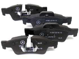 Mercedes Benz 004 420 52 20, Disc Brake Pad