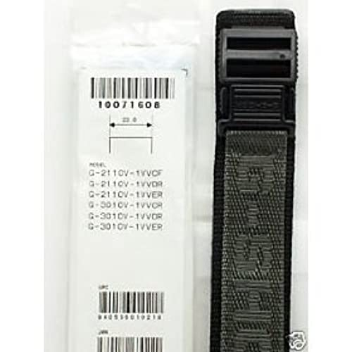 Casio Genuine Replacement Strap for G Shock Watch Model -G-2110V, G3010V