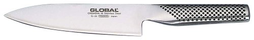 Global G-58 6'' Chefs-Knives, Silver by Global