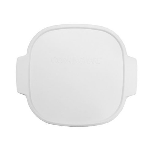 CORNINGWARE Stovetop Petite 2.75 Cup Plastic Lid, French White
