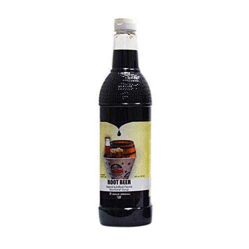 (Beach City Wholesalers Sno-Treat Sno-Kone Syrup RTU - Root Beer 25 oz (1 count))