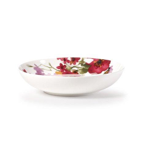 Mikasa Garden Palette Bouquet Soup Bowl, 8.25-Ounce